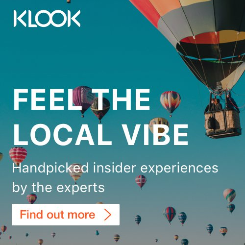 Feel the local vibe